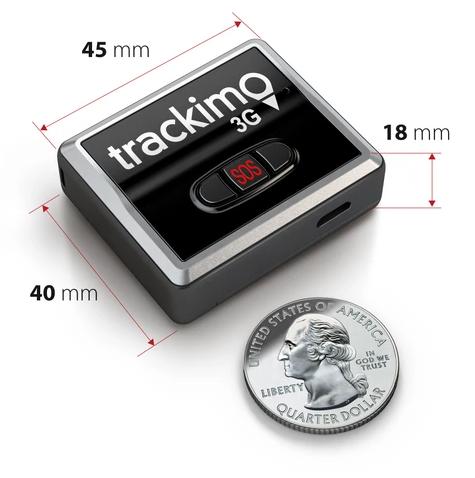 Small tracker