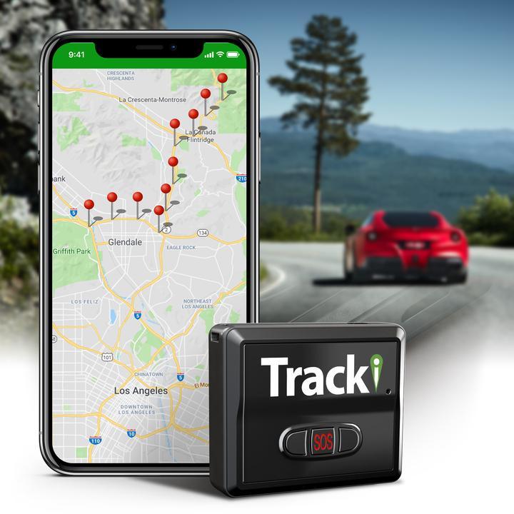 Car Tracker Tracki 3G