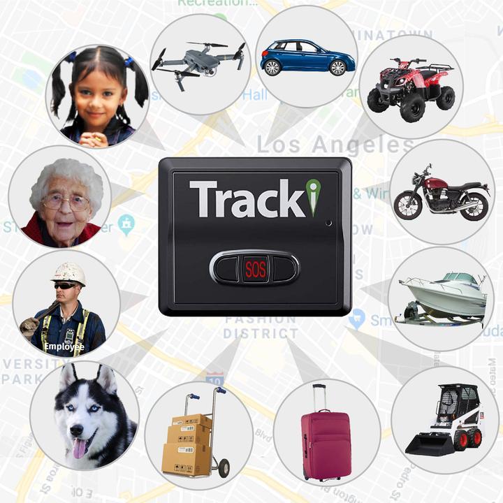 Lokalizator Trackimo 3G